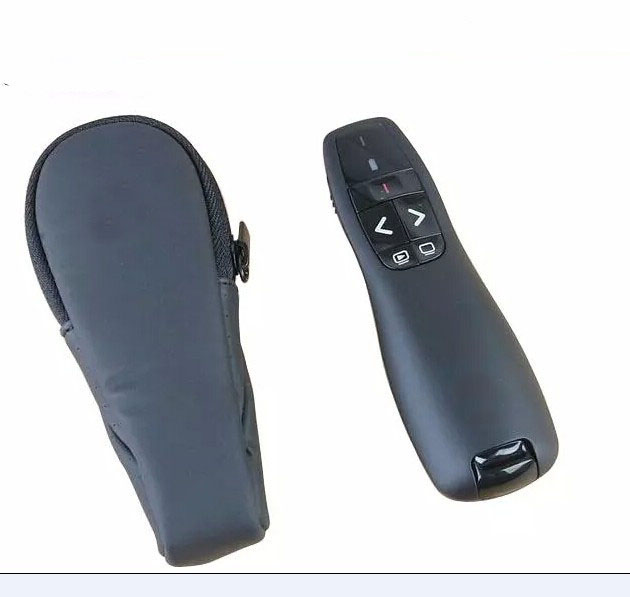 Home theater power point presenter laser remote pen