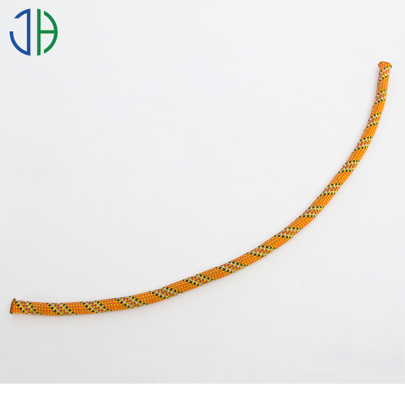 China Supplier Hot Sale Braided PE Plastic Packing Rope