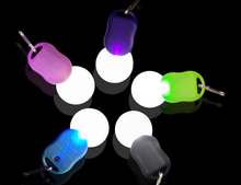 Triver Toy LED Finger Ring Beams Party Nightclub KTV Outdoor Activities Concert Ball Game Glowing Light
