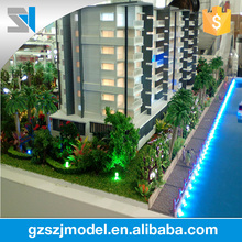 China top quality architectural scale model supply 3d architectural rendering