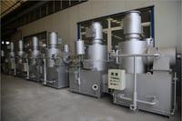 factory manufacture Burning 30KG/H 50KG incinerator medical waste MSLWI30E