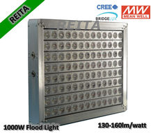 Energy saver IP67 waterproof stadium lights 1000W led flood light outdoor