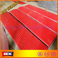 steel metal corrugated sheets roofing with cheap price