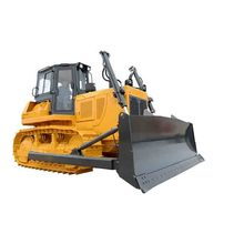 High capacity mini crawler bulldozer machine for sale