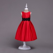 girl Layer dress fashion childrens wear online shopping kids formal dresses for party girls frock design with jacket