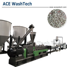 Best Price Waste Plastic PET Bottles Underwater Strand Pelletizing Machine