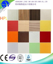 HPL formica sheets /Compact board/laminate sheets
