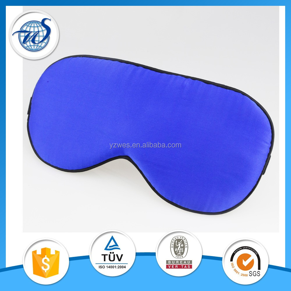 100% silk eye mask