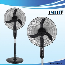 Made in China 18 inch Electric Adjustable Stand Fan for Brazil 220V AC Floor Fan