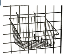 Wholesale cheap metal wire mess basket for Retail store