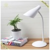 High Reputation Hi-tech LED Lamps Study Table Lamp Modern Table Lamp 5800-6200K 5W White LED Light