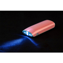 Universal Portable Power Bank 5200mAh with Led Torch Light