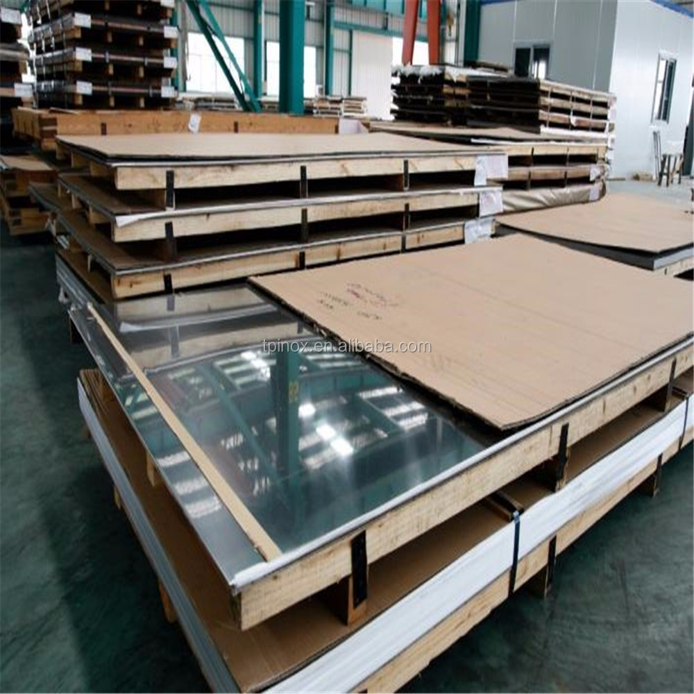 wuxi tp inox gold mirror elevator stainless steel sheet