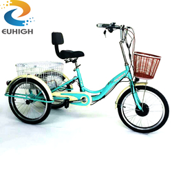 Chinese factory direct tricycle electric tricycle used