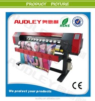 aluminum frame plotter de impresion withe front and rear paper-pressing system