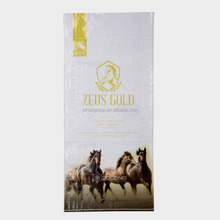 Chicken food dog fod horse food pp woven bag package feed for sale