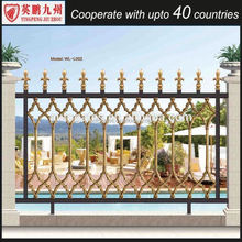 2015 New Eco Friendly Products Temporary Metal Fence Panel Wholesale