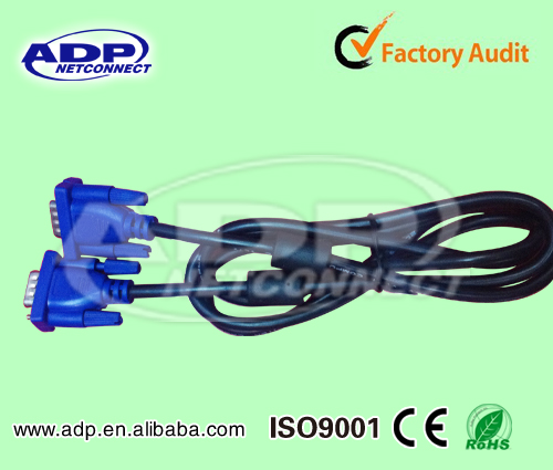 Factory price high quality wholesale vga cable