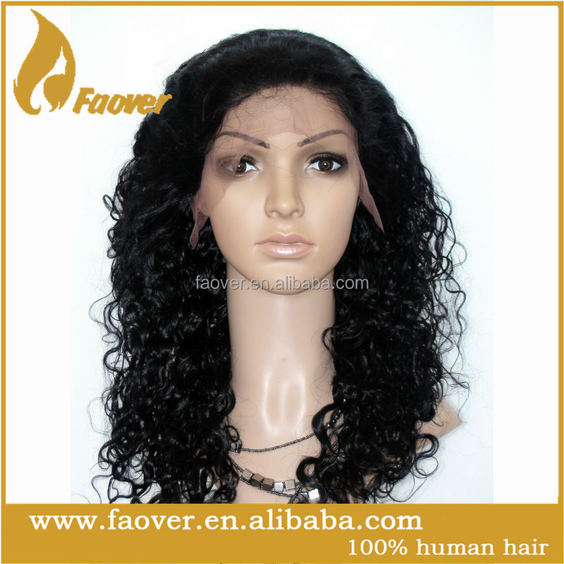 Wholesale wigs human hair 0.2 hard full lace wig