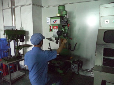 Drilling & Milling