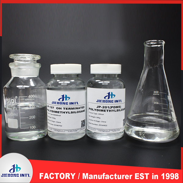 Large stock factory offer/same quality level as KCC silicones/No MOQ limited (OH Terminated) polydimethylsiloxane PDMS