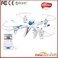 FPV drone 2.4G 4CH quadcopter radio control model with realtime video camera