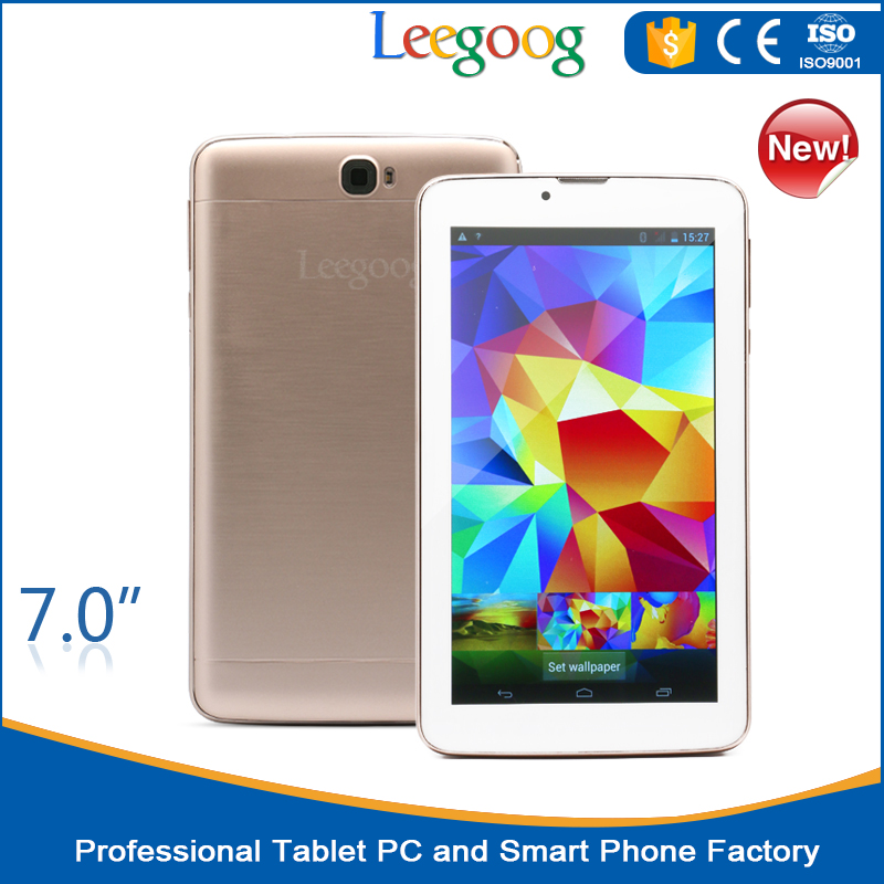 7'' wholesale china Cheapest Factory competitive price andriod pc tablet Dual core ROM 8GB 3G Phone Calling laptop Tablet