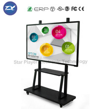 Star Player 55''65''75''80''84'' 55''65''84'' FHD Touch Screen Interactive Smart board for Sale