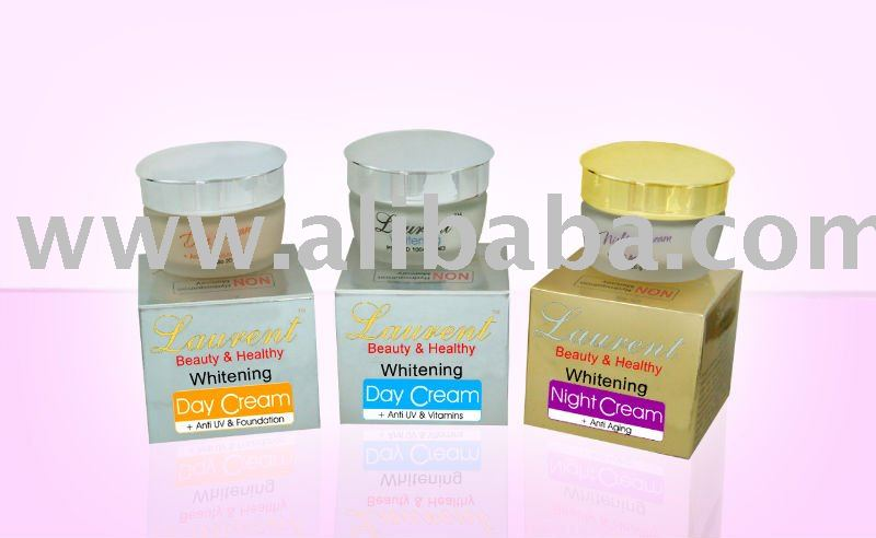 Anti Aging Whitening Facial Cream