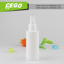 personal care 30ml 60ml 120ml HDPE plastic spray plastic comestic bottle