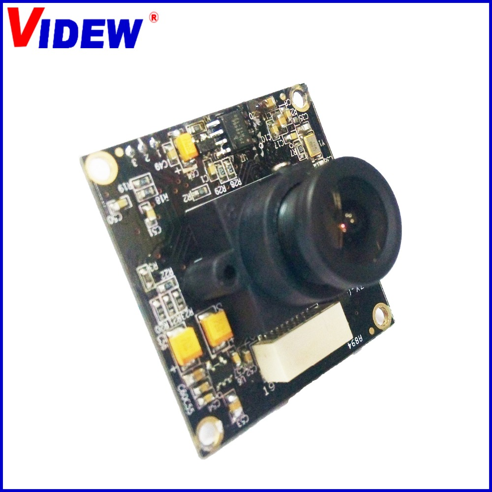 720P digital signal input and hd mini camera module