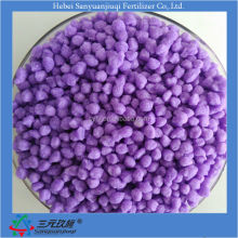 NPK 20-10-10+2mgo+te compound fertilizer NPK factory price low price