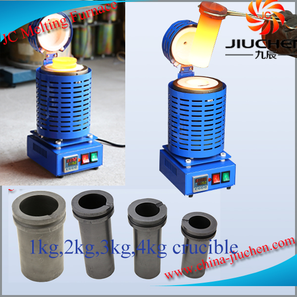 220V 1kg Electric Melting Furnace <strong>Manufacturer</strong> for Industrial Jewelry Tools