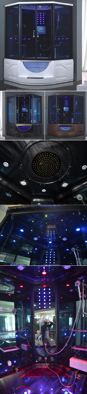 Hs-sr033 Hydro Shower Cabin/ Massage Shower Cubicle/ Hydro Cabin ...