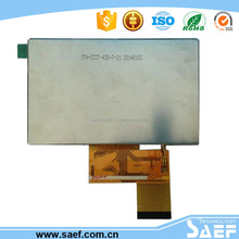 Shenzhen factory OEM/ODM TFT LCD module with RGB interface ,4.3 inch touch panle 480* (RGB )*272 for home application