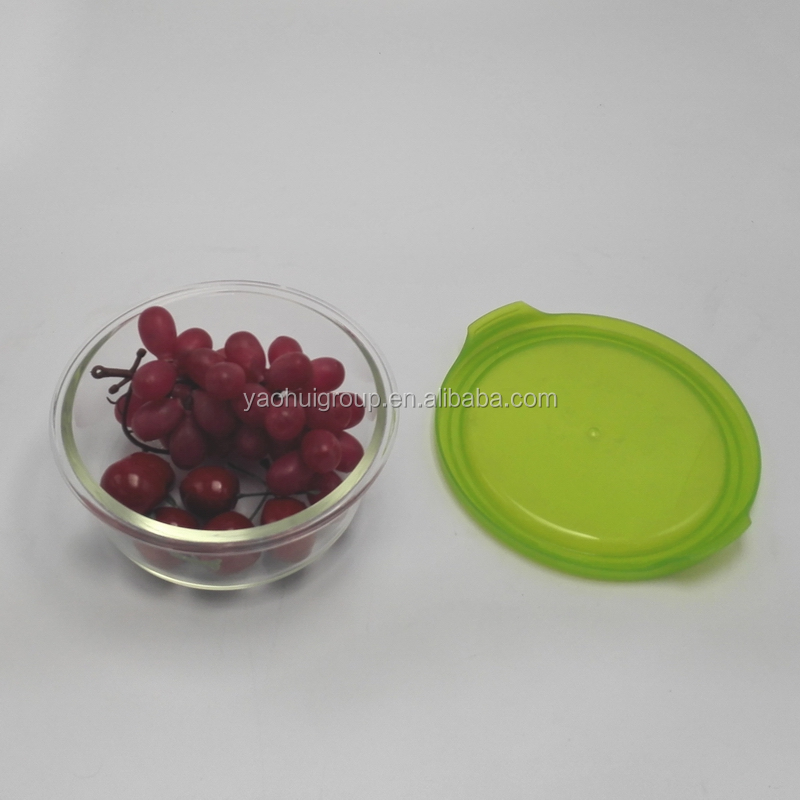 Heat Resistant Glass Bowl for Microwave Oven