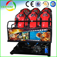 high quality china 5d cinema with special effect machines for hot sale