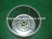 "12"" galvanized steel centrifugal impeller"