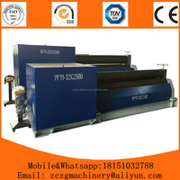 6mm plate rolling machine steel rolling machine,hydraulic plate rolling machine for steel