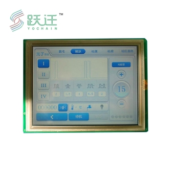 8.4 inch lcd touch screen lcd power supply control