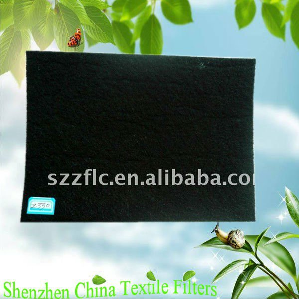 ZF non-woven Activated Carbon Filter Media roll