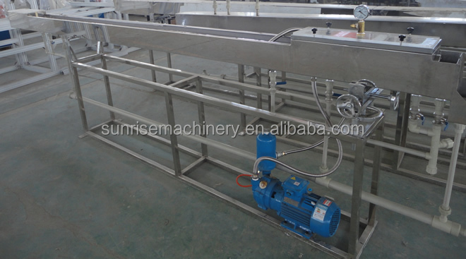 Plastic Drinking Straw Making Machine