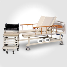 cheap hospital bed table with drawer / hospital bed