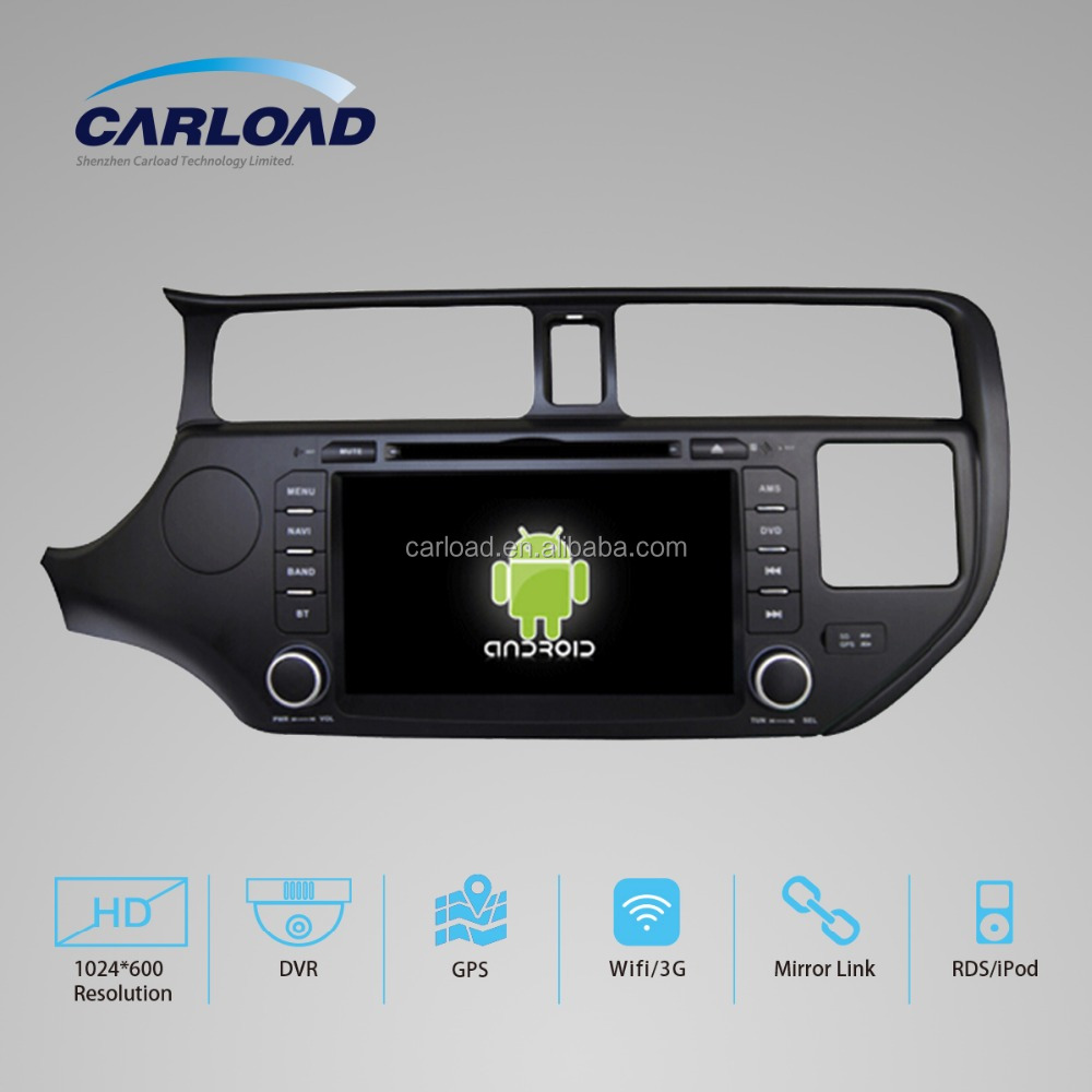 Car sat nav gps for Kia Rio k3 2010-2013 Android OS Navigation Car Stereo