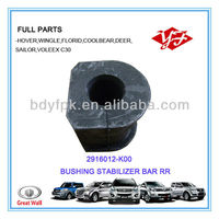 2916012-K00 Great wall Hover stabilizer bar bushing
