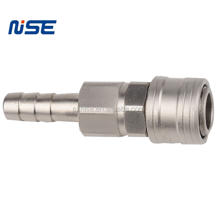 hose tube quick coupler air quick coupling pneumatic quick release coupler customised nise