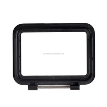 Waterproof housing case Black backdoor for GoPro hero 5, Gopros heros 5 accessories, gopros accessories GP418