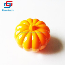 2016 Factory Wholesell High Quality Pumpkin Shape Plastic Storage Box