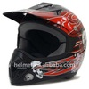 ATV fashional motorcycle helmet/ cross helmet/ fiberglass shell