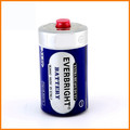 super power R20 carbon zinc dry battery 1.5v size D um-1